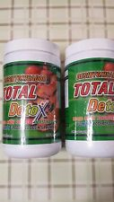 2 TOTAL DETOX DESINTOXICADOR DIETARY SUPPLEMENT 16 OZ (410 GR.) 05/2020