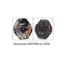 Movimento al quarzo HATTORI VX50 movement quartz Shiojiri TMI watch Japan Made