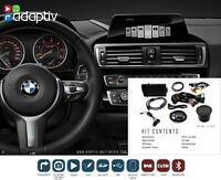 Adaptiv BMW 3 series F30 12 on Add on Navigation iPod USB Aux SD optional DAB TV