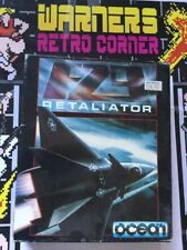 Commodore Amiga 500 Retro gaming Game F29 Retaliator Boxed Cib
