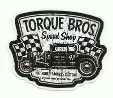 Sticker Aufkleber Decal Glanz-Optik - Hot Rod - Old School - Vintage - Retro
