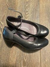 Beautiful! Womens DANSKO Mary Jane Shoes - Size EUR 38 US 7.5 - 8 M Gray Black