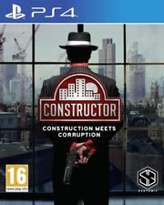 Constructor | PlayStation 4 PS4 New (1)