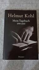 Mein Tagebuch 1998 - 2000 von Helmut Kohl - handsigniert