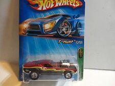 2005 Hot Wheels Treasure Hunt #129 Rodger Dodger w/Real Rider Wheels