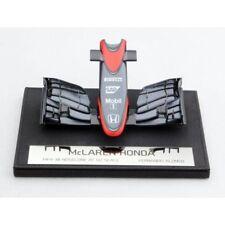 Amalgam 1:12 McLaren MP4/30 Alonso 2015 Nosecone Nez et aileron F1 Nose Cone!