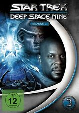 COLM MEANEY,ARMIN SHIMERMAN AVERY BROOKS - STAR TREK DS9 S3 MB  7 DVD NEU