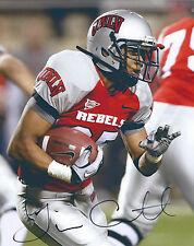 UNLV Rebels #35 TIM CORNETT Signed Autographed Football 8x10 Photo COA