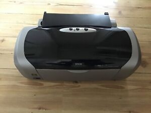 Epson Stylus R200 Digital Photo Inkjet Printer