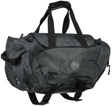 2017 NWT MENS ELEMENT THE CONVERTIBLE DUFFLE BAG $120 charcoal heather