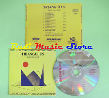 CD Triangulus by BJORN J SON LINDH 1986 SILENCE ABCD3 (Xs2) no lp mc dvd