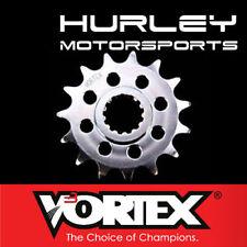 VORTEX 2910-15 Front Sprocket 15T 525 GSXR600/750 SV650 ZX-7R ZX-10R Triumph 675