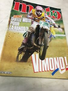 Moto verte 148 1986 Jacky Vimond Fantic 241 Suzuki RH 250 Hruszowski... etc