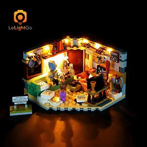 Classic LED Light Kit for Lego Bro Thors NEW Asgard 76200 Marvel Lego Set