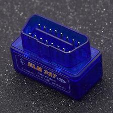 ELM327 ODB2 Mini Bluetooth Interface Scanner Car Auto Diagnostic Tool with CD