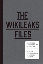Assange-The Wikileaks Files (US IMPORT) BOOK NEW