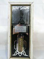 Vintage Silhouette Advertising Thermometer Statue of Liberty New York Wine