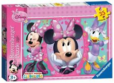 Ravensburger Minnie Mouse Puzzle Game Disney Collection Jigsaw Puzzles