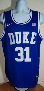 Shane Battier Duke Blue Devils Nike Jersey L