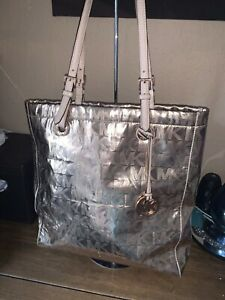 Michael Kors -Rose Gold Metallic Women's Handbag