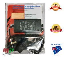 Universal Laptop Power Adapter Ac/dc Traveler Adapter 96w Aussie Model 8 Pins