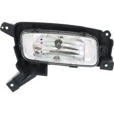 For Sorento 14-15, CAPA Driver Side Fog Light, Clear Lens, Plastic Lens