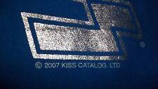 VINTAGE VINYL Womens KISS Rock Band T-Shirt XL Rock Roll All Night Party Everyda