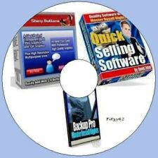 3 x Web Programs for Price of 1 - Resale Resell Rights on CD Rom