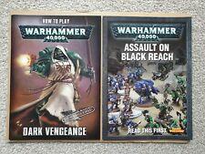 Dark Vengeance & Assault on Black Reach rules - Warhammer 40k  - GW