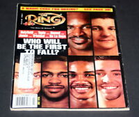 THE RING BOXING JULY 1998 FIRST TO FALL