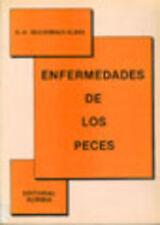 ENFERMEDADES DE LOS PECES. NUEVO. Envío URGENTE. MEDICINA Y SALUD (IMOSVER)