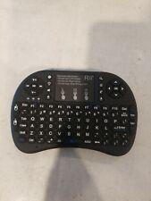 Genuine Rii Mini i8 Wireless 92-Key QWERTY Keyboard Mouse Touchpad USB
