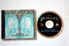 METALLICA Enter Metalman RARE LIVE CD