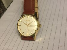 TISSOT HERITAGE VISODATE 25J AUTOMATIC-REF T019430B-G.PLATED-IN F.W.O-ACCURATE