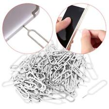 10x Sim Card Tray Remover Eject Pin Key Universal Tool iPhone Android  Universal