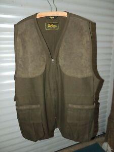Laksen Shooting Waistcoat, Shooting Vest, Scandinavian, Size XXL,