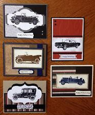 Stampin' Up! Classic Cars Mixed Card Kit #2