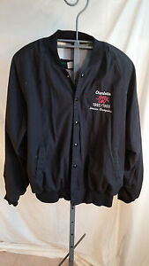 VINTAGE FRITO LAY MEN'S JACKET-XXL-CHARLOTTE 1992/1993 SERVICE CHAMPIONS-GUC
