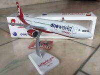 Air Berlin Rarität Airbus A330-200 1:200 One World Limoxmodel Fahrwerk D-ABXA