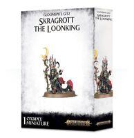 Gloomspite Gitz Skragrott the Loonking - Warhammer Age of Sigmar - New! 89-45