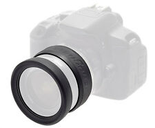 58mm Black Lens Rim Camera Lens Protector by easyCover UK stock
