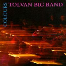 Tolvan Big Band Colours Helge Albin