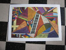 Sharon Bliss Signed Contemporary Art Print 7/10
