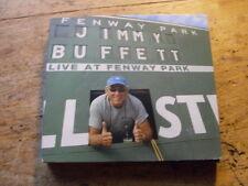 Jimmy Buffett - Live at Fenway Park [2 CD + DVD Album]