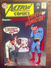 Action Comics  #358 VF