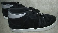 Nike Manor Shoes SAMPLES Size 9 Black Lt Charcoal EUC