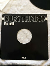 Eurythmics: The Walk. 45/33RPM. 4 Songs Total. 1982. LP