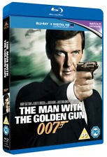 The Man With the Golden Gun DVD (2015) Roger Moore, Hamilton (DIR) cert PG