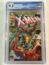 X-Men #129 CGC 9.2 WT 1st Kitty Pryde, Emma Frost, Hellfire Club Marvel 1980