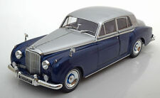 Minichamps 1954 Bentley S2 Silver / Blue 1:18*Very Nice-Brand New!